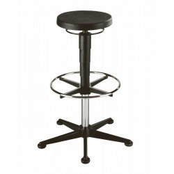 Sgabello alto STOOL 3 in PU